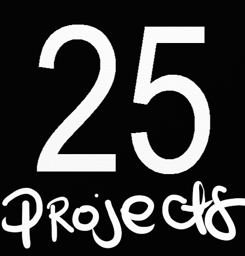 25 Projects logo2